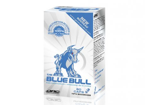 The Blue Bull - male enhancement