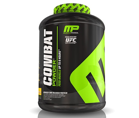 MusclePharm COMBAT PROTEIN POWDER 4lb