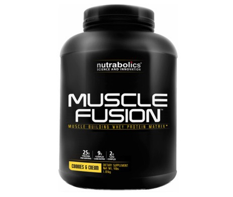 Nutrabolics muscle fusion 4lb
