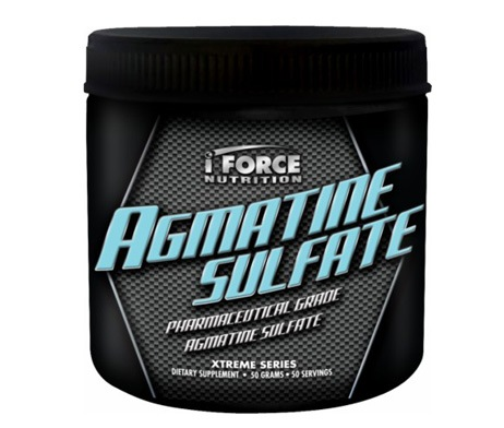iForce Nutrition Agmatine Sulfate