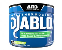 ANS Performance DIABLO Electric Lime