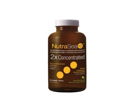 Ascenta NutraSea +D 2x Concentrated