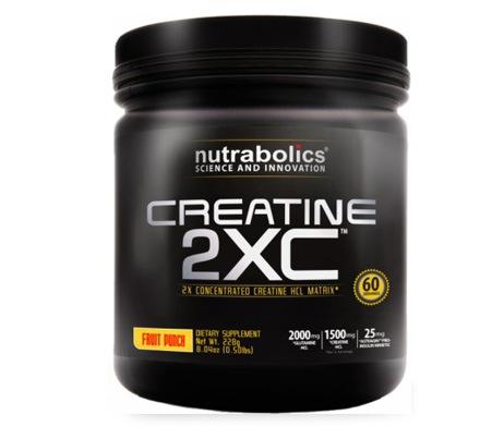 Nutrabolics creatine 2xc
