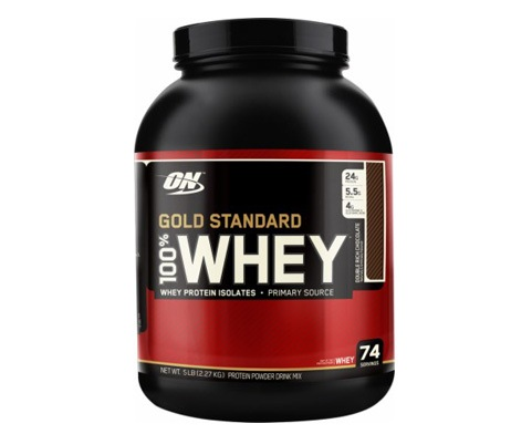 OPTIMUM NUTRITION 100 WHEY 5LB