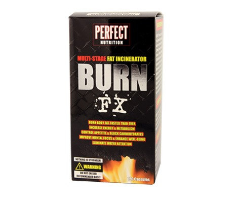 Perfect Nutrition burn fx