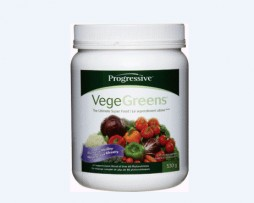 Progression Vege greens berry