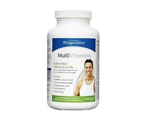 Progressive Multivitamins activeman