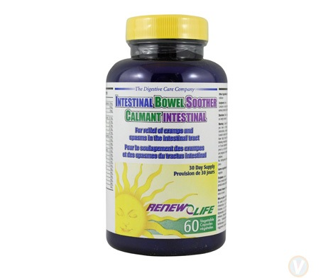 Renew Life Intestinal Bowel Soother