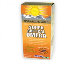 Renew Life Super Critical omega 60