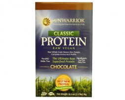 Sun Warrior classic protein raw vegan