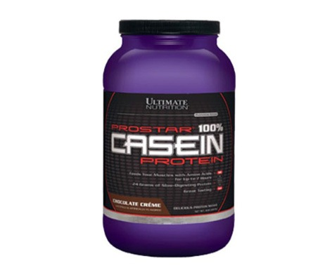 Ultimate Nutrition 100% Casein Protein 2lb