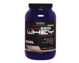 Ultimate Nutrition 100% Whey Protein 2lb