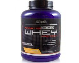 Ultimate Nutrition 100% Whey Protein